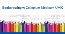 Bookcrossing w Collegium Medicum UMK