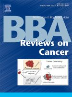 Biochimica et Biophysica Acta (BBA) - Reviews on Cancer - okładka