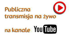 YouTube Transmisja