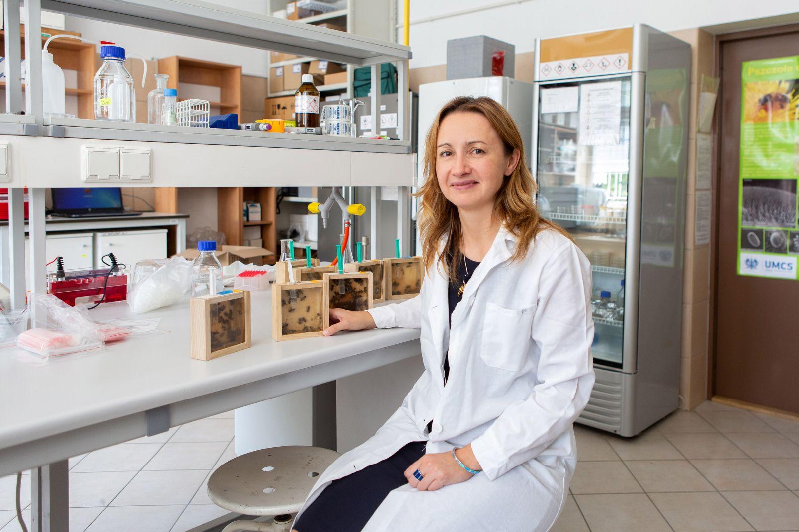 dr hab. Aneta Ptaszyńska, prof. UMCS